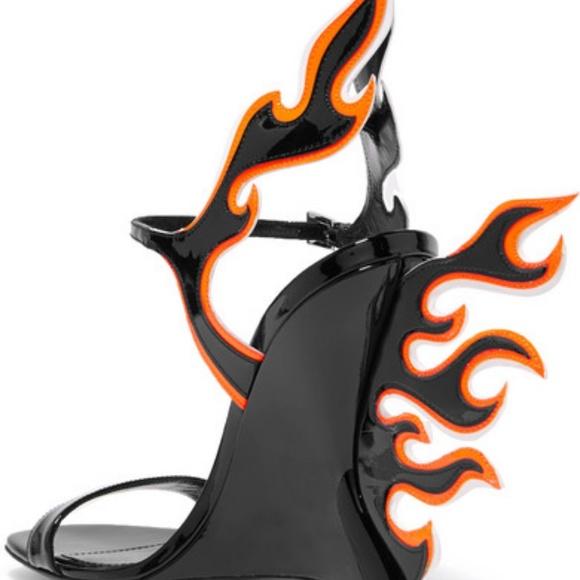 4606495b3c5 Women s Sexy Flame Accent Heel Wedge Sandal. NWT. Cape Robbin.  M 5c62e675951996793c0d5065. M 5c62e677819e909270df22a7.  M 5c62e677aa57192e9720246d